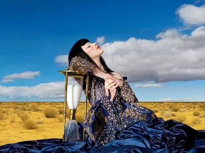 """Kimbra Debuts """"Love In High Places"""" & """"Nobody But You"""": Listen"""