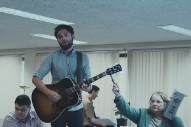 "Passenger Leads Office Workers To Salvation In His ""Scare Away The Dark"" Video: Watch"