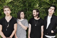 "Bad Suns Drop Lyric Video For Pop/Rock Anthem ""We Move Like The Ocean"": Idolator Premiere"