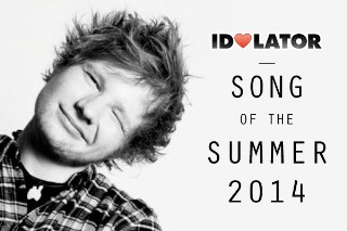"""Will Ed Sheeran's """"Sing"""" Be 2014's Song Of The Summer?"""