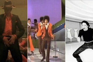 Watch Michael Jackson's Amazing Spins Through The Years: Idolator Instant