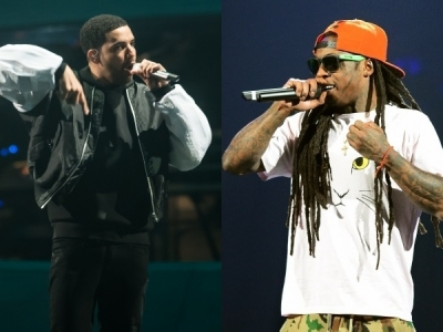 Lil Wayne & Drake Announce Co-Headlining 'Drake Vs. Lil Wayne' Tour: See The Dates
