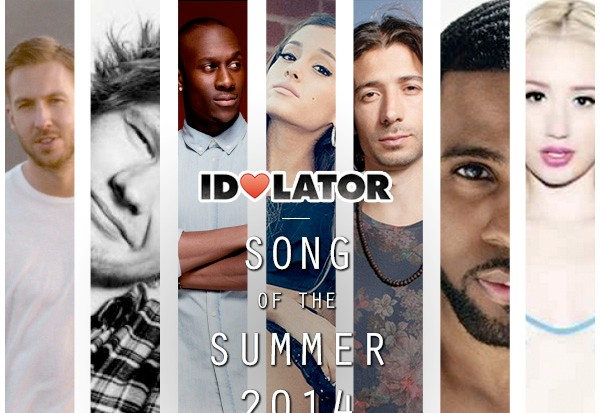2014 POLL Song Of Summer