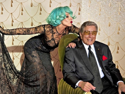 Lady Gaga And Tony Bennett Surprised Students At The Frank Sinatra School Of Arts: Morning Mix