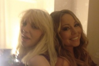 Mariah Carey & Courtney Love's Instagram Photo: Mindblowing, Yes, But They (Kinda) Go Way Back