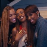 "Michelle, Beyonce And Kelly's ""Say Yes"" Video"