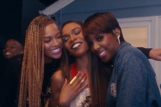 "The Children Of Destiny Reunite In Michelle Williams' Glorious ""Say Yes"" Video: Watch"
