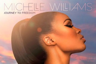 Michelle Williams Unveils Her Heavenly 'Journey To Freedom' Album Cover