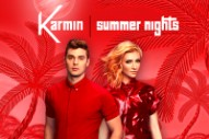 "Karmin Covers 'Grease' Classic ""Summer Nights"" For Twizzlers Commercial"