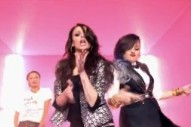 "Demi Lovato Gets Her Pride On With Cher Lloyd In ""Really Don't Care"" Video: Watch"