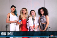 Win A Signed Postcard From Neon Jungle!
