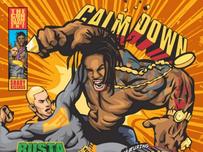 "Busta Rhymes & Eminem's ""Calm Down"": Listen To The House Of Pain-Sampling Collaboration"