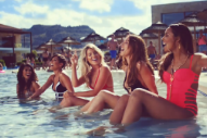 "The Saturdays Have The Best Summer Ever In ""What Are You Waiting For?"" Video: Watch"