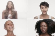 "Colbie Caillat's ""Try"" Video: Watch Her Remove The Makeup And Sing Au Naturale"
