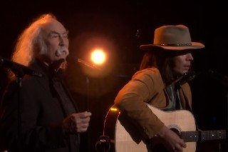 "Iggy Azalea's ""Fancy"" Covered By Crosby, Stills, Nash And Jimmy Fallon As Neil Young: Watch"