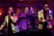 "Capital Cities Perform ""One Minute More"" On 'The Late Show With David Letterman': Watch"