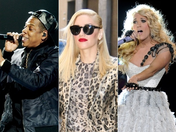 Jay Z, No Doubt And Carrie Underwood Billed For Global Citizen Festival