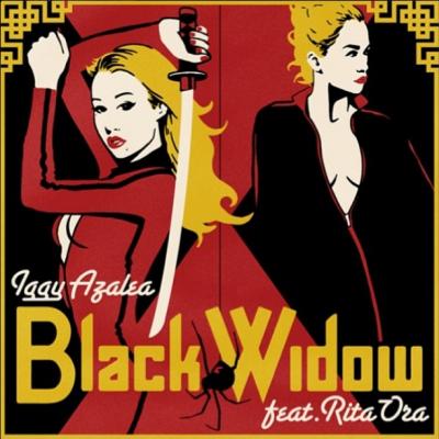Iggy Azalea Album Cover Iggy Azalea & Rita...