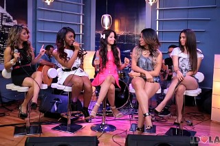 "Fifth Harmony Peform ""Bo$$"" Live And Acoustic: Idolator Sessions"