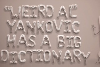 """Weird Al"" Yankovic's ""Blurred Lines"" Parody ""Word Crimes"": Watch The Educational Lyric Video"