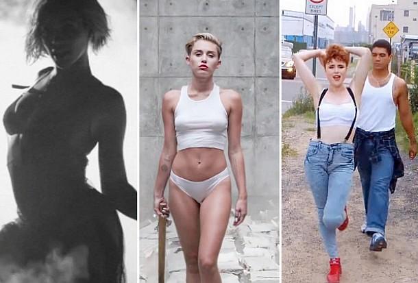 MTV Video music awards 2014 kiesza miley cyrus beyonce