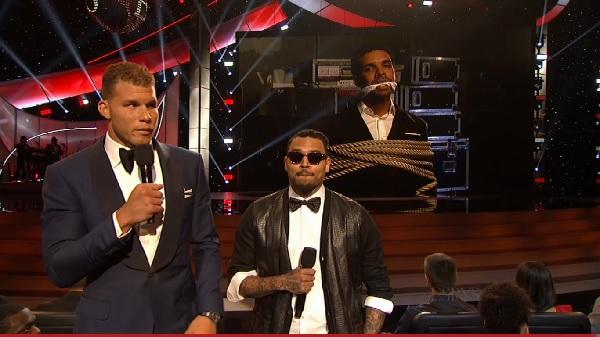 ESPYs 2014: Watch Drake And Chris Brown Poke Fun At Their Beef
