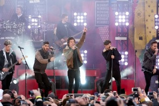 One Direction, Justin Timberlake Top List Of 2014's Highest Grossing Tours