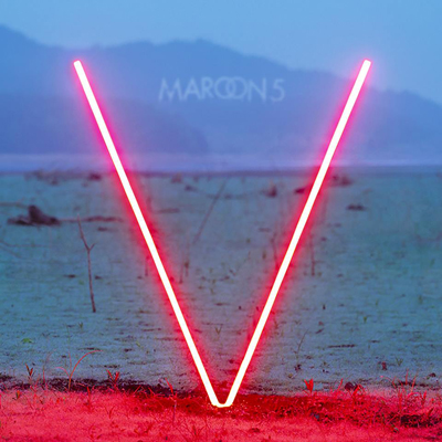 V Album Cover Maroon 5 Maroon 5 Unveil The Cover And