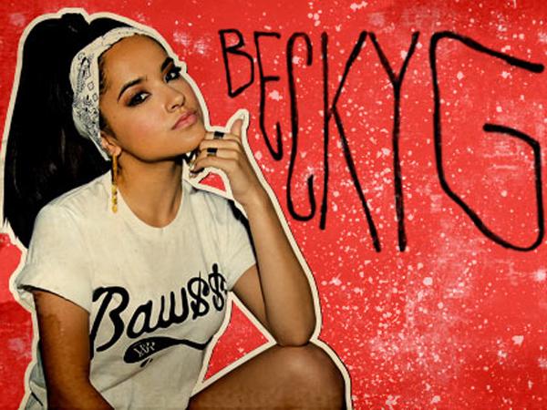 Becky G - Shower (2014) 1080p