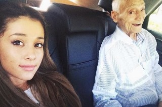 Ariana Grande's Grandfather Dies After Losing His Battle With Cancer: Morning Mix