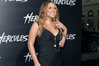 Mariah Carey Busts Out The Big Guns On The 'Hercules' Red Carpet: 9 Pics