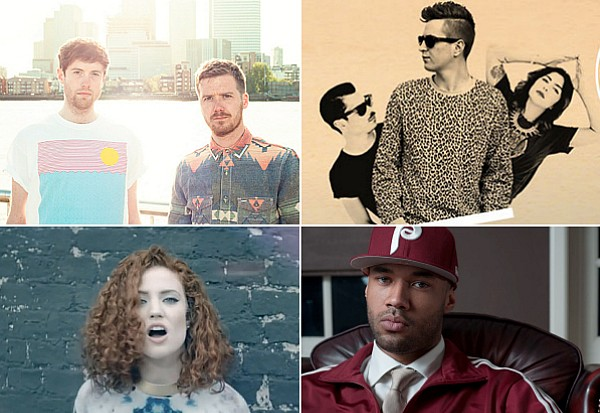 Gorgon City Idolator Imports 2014 Jess Glynne Mr. Probz Robin Shulz Lilly Wood Prick