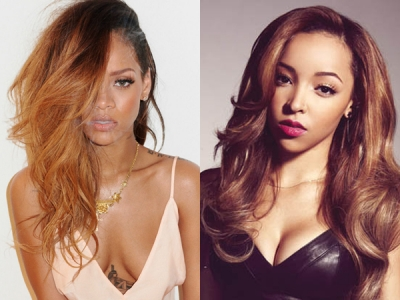Tinashe Threw Serious Shade At Rihanna (Five Years Ago) And The Navy Isn't Very Happy About It