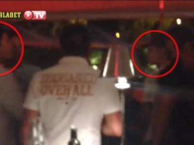 Orlando Bloom Tried To Punch Justin Bieber Last Night In Ibiza: Watch