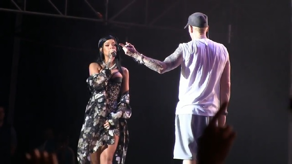 are eminem and rihanna dating