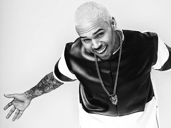 "Chris Brown Debuts Diplo-Produced Album Title Track, ""X"": Listen"