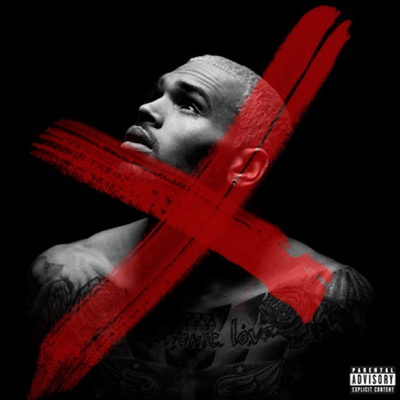 Chris Brown Unveils His 'X' Album Cover, Improves On 'Graffiti' And 'F.A.M.E.'