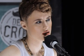 "Kiesza Covered Nirvana's ""Heart Shaped Box"" And It's Pretty Much Glorious: Watch"