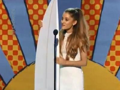 Teen Choice Awards 2014: Music Winners' List, Including Ariana Grande, Ed Sheeran & Demi Lovato