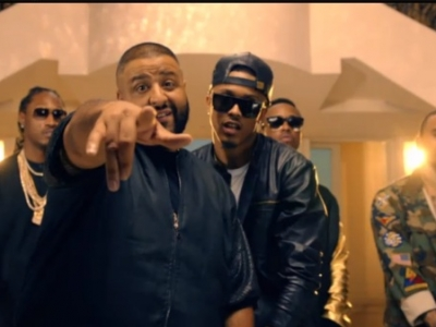 "DJ Khaled Teams Up With Chris Brown, Future, August Alsina & Jeremih For ""Hold You Down"": Watch"