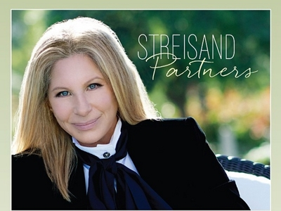 Barbra Streisand Announces New Duets LP 'Partners' Featuring John Legend, Stevie Wonder & Elvis (!)