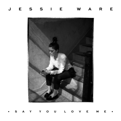 Jessie Ware Say You Love Me single cover art