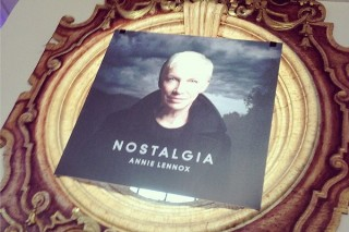 Annie Lennox Previews New Covers LP 'Nostalgia' At Hollywood Forever Cemetery In LA