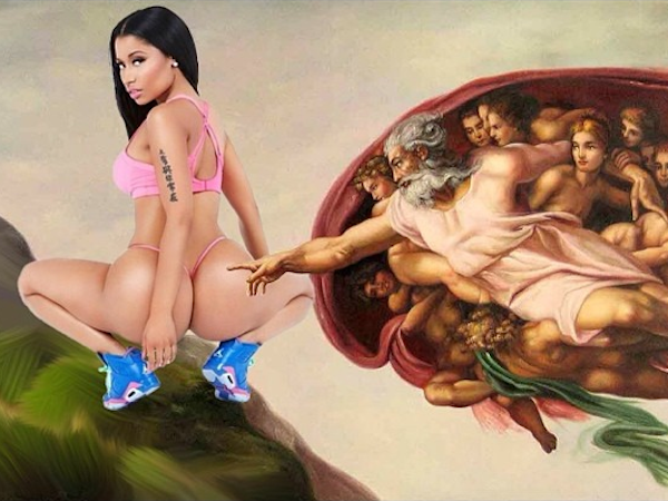 Nicki Notches Another Hit!