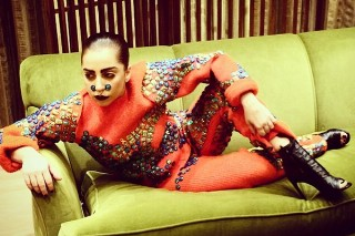 Lady Gaga's Asian Fashion Game Is Not Of This World: 7 Pics
