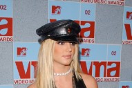 MTV Video Music Awards Red Carpet Nostalgia: 20 Throwback Pics From Ashlee Simpson To Britney Spears To 'N Sync