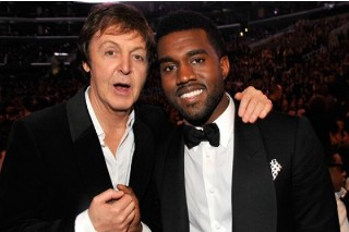"Kanye And Paul McCartney Are Reportedly Working On A Track Called ""Piss On My Grave"": Morning Mix"