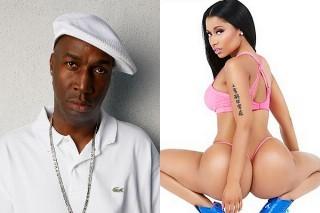 "Nicki Minaj's ""Anaconda"" Video ""Wasn't Necessary"" According To Grandmaster Flash"