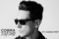 "Icona Pop To Be Featured On Cobra Starship's New Single, ""Never Been In Love"""