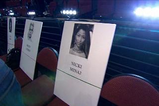 MTV VMAs: Does Nicki Minaj, Miley Cyrus & Katy Perry Sitting Next To Each Other Spell Drama?